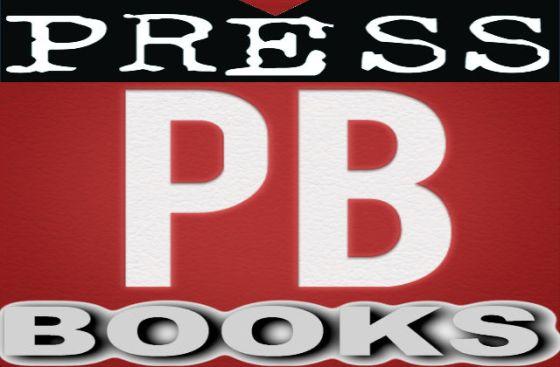 Press Books Open-Source Platform