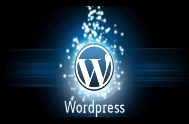 setting up wordpress blog