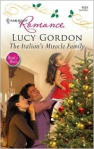 Book Review: The Italian's Miracle Family by Lucy Gordon