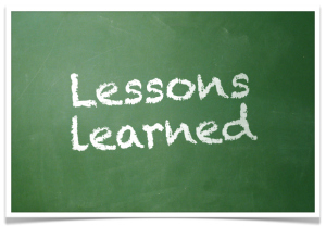 indie publishing lessons learned